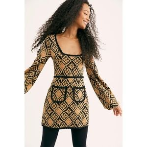 NWT Free People Alice McCall Palm Springs Dress 6